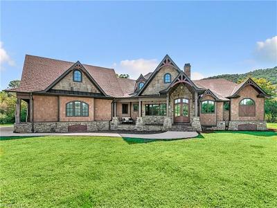 Fletcher NC Single Family Home For Sale: $1,350,000