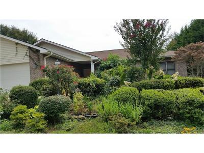 Hendersonville Single Family Home For Sale: 108 Fairway Knoll Drive #108