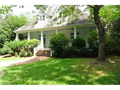 Rutherfordton Single Family Home For Sale: 153 Briarwood Circle