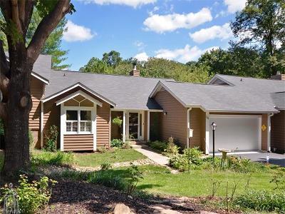 Asheville Condo/Townhouse For Sale: 105 Windward Drive #105