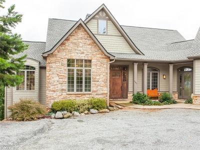 Lake Lure Single Family Home For Sale: 159 Half Moon Mile #125