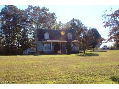 Rutherfordton Single Family Home Under Contract-Show: 353 Duncan Road