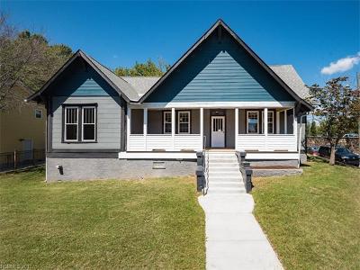 Asheville Single Family Home For Sale: 56 E Chestnut Street