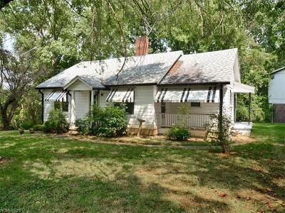 Asheville Multi Family Home For Sale: 68 S Bear Creek Road