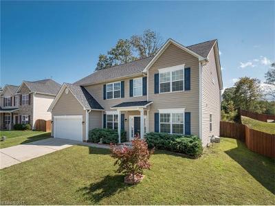 Asheville Single Family Home For Sale: 103 River Walk Drive