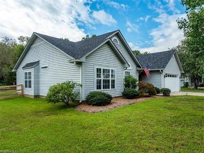 Fletcher NC Single Family Home For Sale: $252,000