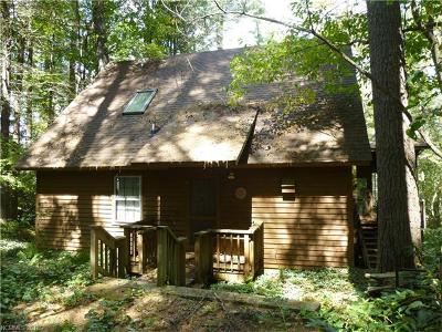 Transylvania County Single Family Home For Sale: 200 Cedar Lane