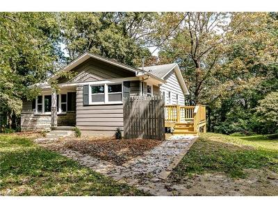 Hendersonville Single Family Home For Sale: 1910 Oxford Drive