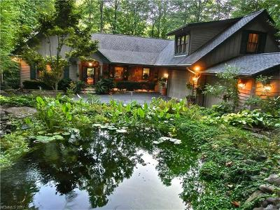 Transylvania County Single Family Home Under Contract-Show: 59 Riverview Court