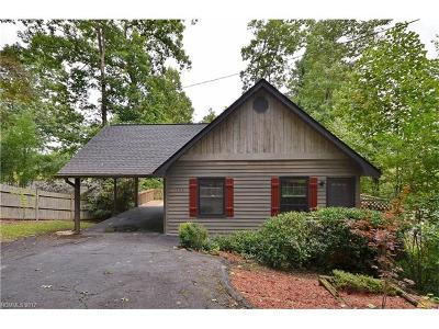 Hendersonville Single Family Home For Sale: 1736 Upper Ridgewood Boulevard #48