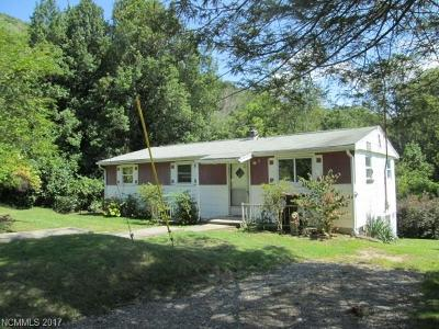 Asheville Single Family Home For Sale: 35 Deavermont Circle