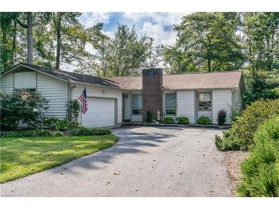 Hendersonville Single Family Home For Sale: 126 Cannon Drive