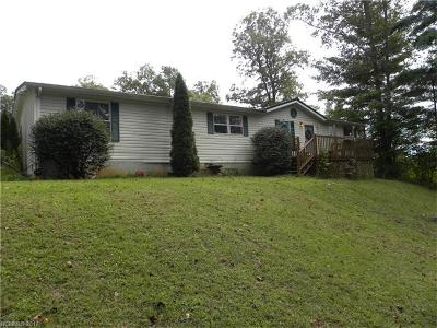 Weaverville Single Family Home For Sale: 21 Crooked Oak Lane