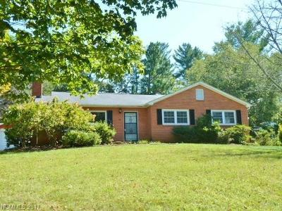 Asheville Single Family Home Under Contract-Show: 11 Pinedale Road