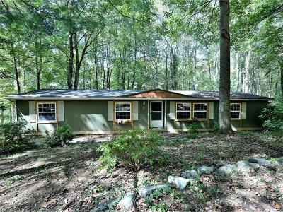 Asheville Single Family Home Under Contract-Show: 7 Valleywood Court
