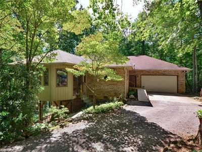 Black Mountain Single Family Home Under Contract-Show: 62 Black Bear Trail