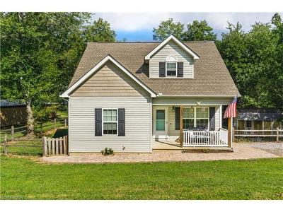 Asheville Single Family Home For Sale: 4 Classic Drive #1A