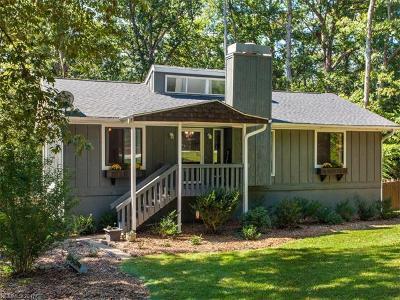 Fletcher NC Single Family Home For Sale: $250,000