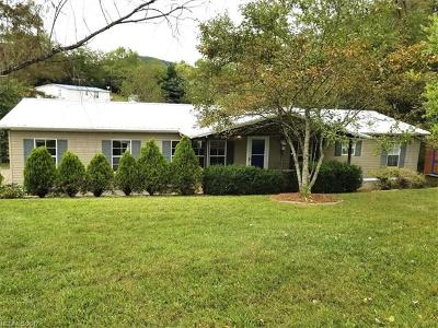 Asheville Single Family Home Under Contract-Show: 109 Cedar Knoll Place