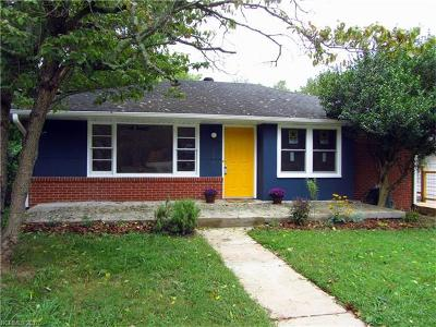 Asheville Single Family Home For Sale: 186 & 186b Edgewood Road