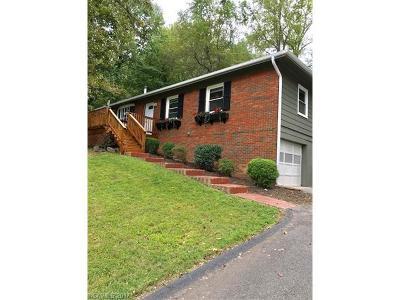 Asheville Single Family Home Under Contract-Show: 60 Taft Avenue