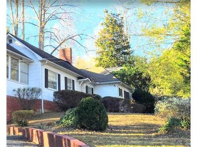 Tryon NC Single Family Home For Sale: $250,000