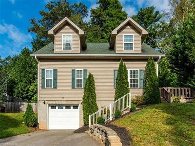 Asheville Single Family Home For Sale: 35 Oakcrest Place #19