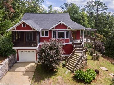 Black Mountain Single Family Home For Sale: 49 Sessler Road