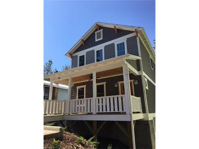 Asheville Single Family Home For Sale: 60 Mardell Circle