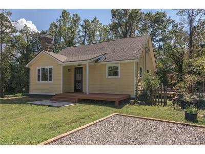 Asheville Single Family Home For Sale: 103 Aurora Drive