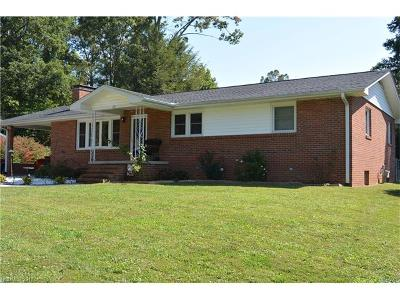 Hendersonville Single Family Home For Sale: 445 Loop Road