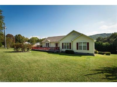 Asheville Single Family Home For Sale: 4 A Floyd Drive