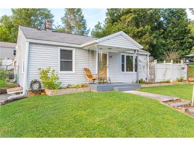 Asheville Single Family Home For Sale: 29 Huffman Road