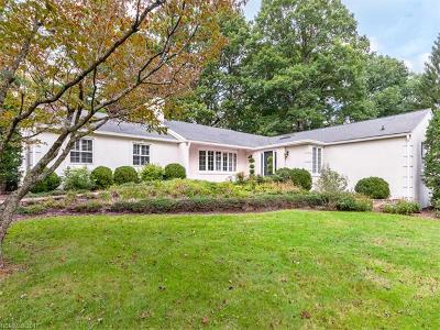 Biltmore Forest Single Family Home For Sale: 15 Busbee Road