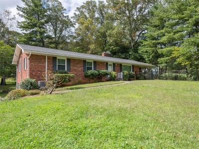 Asheville Single Family Home For Sale: 40 Keasler Road