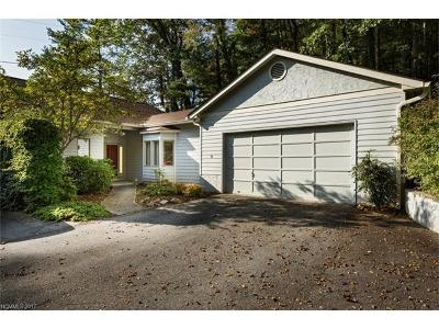 Asheville Condo/Townhouse For Sale: 16 River Knoll Drive