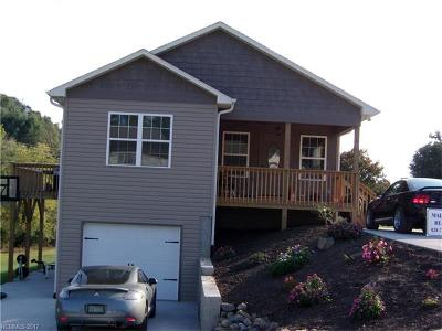 Weaverville Single Family Home For Sale: 11 Jacobs Trail