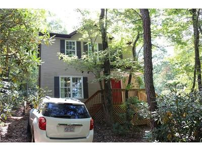 Black Mountain Single Family Home For Sale: 143 Holly Street