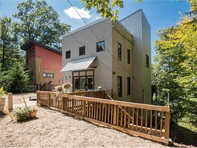 Asheville Single Family Home For Sale: 210 Westover Drive