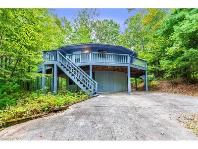 Brevard Single Family Home For Sale: 1288 Salola Lane #U4/L53