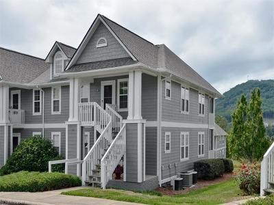 Asheville Condo/Townhouse For Sale: 4506 Breakers Lane