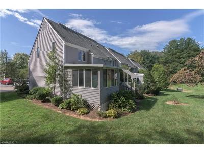 Black Mountain Condo/Townhouse For Sale: B3 Lynx Drive