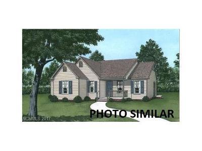Hendersonville Single Family Home For Sale: 11 Trillium Meadows Lane #2