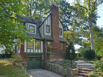 Asheville Single Family Home For Sale: 26 Normandy Road