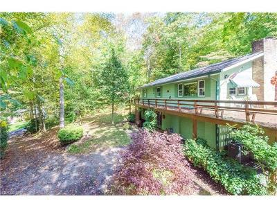 Black Mountain Single Family Home Under Contract-Show: 440 Beverly Road