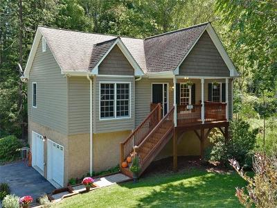 Single Family Home For Sale: 689 New Haw Creek Road
