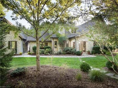 Asheville Single Family Home For Sale: 3 Landsdowne Court