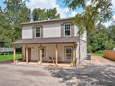 Black Mountain Single Family Home Under Contract-Show: 122 North Fork Road
