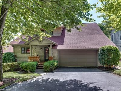 Hendersonville Single Family Home For Sale: 19 Lacoste Drive