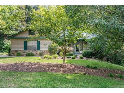 Hendersonville Single Family Home For Sale: 13 Tall Pines Road #7